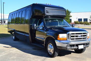 18 Passenger Party Bus New Orleans