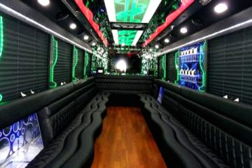 20 passenger party bus 1 New Orleans