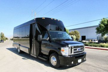 20 passenger party bus New Orleans