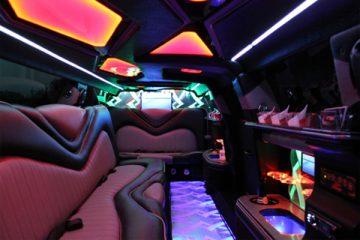 Chrysler 300 Limo rental New Orleans