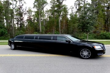 chrysler 300 limo service 1 New Orleans